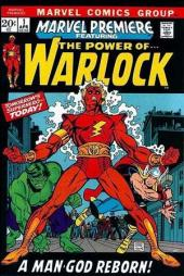Marvel Premiere (1972) -1- And men shall call him Warlock!