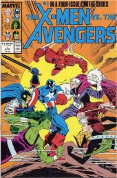 X-Men vs. the Avengers (The) (1987) -1- Justice for all