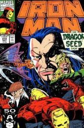 Iron Man Vol.1 (Marvel comics - 1968) -272- Dragon Seed