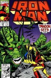 Iron Man Vol.1 (Marvel comics - 1968) -274- Dragon Lord
