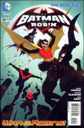 Batman and Robin (2011) -10- Terminus: Scar of the Bat