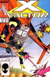 X-Factor (Marvel comics - 1986) -17- Die, mutants, die !