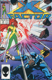 X-Factor (Marvel comics - 1986) -18- The enemy within !