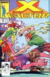 X-Factor (Marvel comics - 1986) -20- Children's crusade