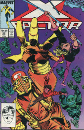 X-Factor (Marvel comics - 1986) -22- If I should die...