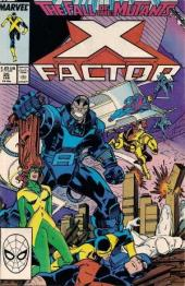 X-Factor (Marvel comics - 1986) -25- Judgment day !