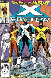 X-Factor (Marvel comics - 1986) -26- The Fall of the Mutants