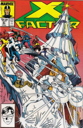 X-Factor (Marvel comics - 1986) -27- Gifts!