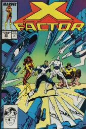 X-Factor (Marvel comics - 1986) -28- Countdown!