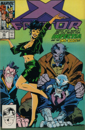 X-Factor (Marvel comics - 1986) -29- Fame!