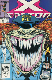 X-Factor (Marvel comics - 1986) -30- Kiss of death !
