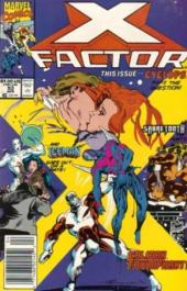 X-Factor (Marvel comics - 1986) -53- Ghosts