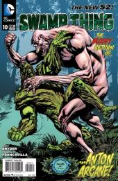 Swamp Thing (2011) -10- Arcane's Lullaby