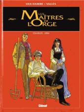 Les maîtres de l'Orge -1Pub4- Charles, 1854