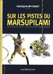 Marsupilami -HS- Sur les pistes du marsupilami