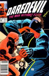 Daredevil Vol. 1 (Marvel - 1964) -267- Cremains