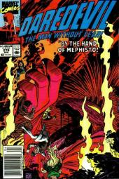 Daredevil Vol. 1 (Marvel - 1964) -279- Before the flame