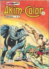 Akim-Color -116- Le mystère du Roc Vert