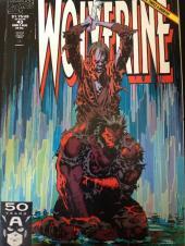 Wolverine (1988) -43- Under the skin