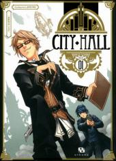 City Hall -1- Tome 1