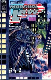 Marshal Law (1987) -3- Super Hero Messiah