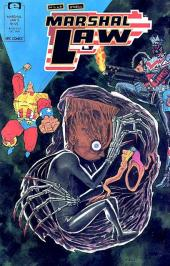 Marshal Law (1987) -5- Mark of Caine