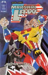 Marshal Law (1987) -6- Nemesis