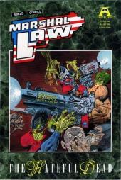 Marshal Law: The Hateful dead (1991) -INT- The rise of the Zombies