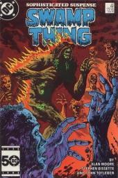 Swamp Thing (1982) -42- Strange Fruit