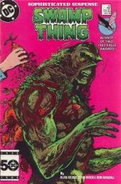 Swamp Thing (1982) -43- Windfall