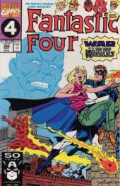Fantastic Four (1961) -356- War with the new warriors.