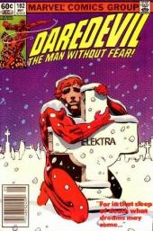 Daredevil Vol. 1 (Marvel - 1964) -182- She's alive