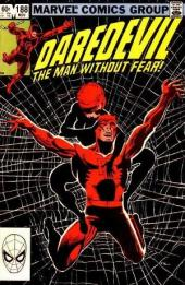 Daredevil Vol. 1 (Marvel - 1964) -188- The Widow's Bite