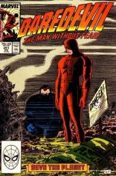 Daredevil Vol. 1 (Marvel - 1964) -251- Save the planet