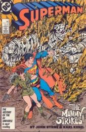 Superman (1987) -5- The Mummy Strikes