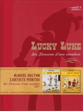 Lucky Luke - Les Dessous d'une création (Atlas) -36- Marcel Dalton - L'artiste peintre