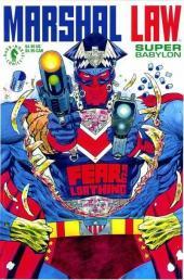 Marshal Law: Super Babylon (1992) - Super Babylon