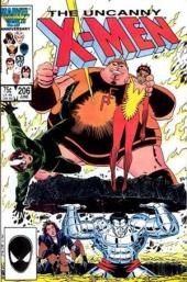Uncanny X-Men (The) (1963) -206- Freedom is a four letter word!
