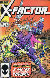 X-Factor (Marvel comics - 1986) -2- Bless the Beasts and Children