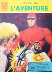 Les héros de l'aventure (Classiques de l'aventure, Puis) -19- Le Fantôme : La plante carnivore