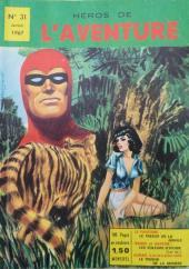 Les héros de l'aventure (Classiques de l'aventure, Puis) -31- Le Fantôme : Le trésor de la jungle