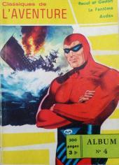 Les héros de l'aventure (Classiques de l'aventure, Puis) -Rec04- Album N°4 (du n°10 au n°12)