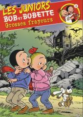 Bob et Bobette (Les Juniors) -3- Grosses frayeurs