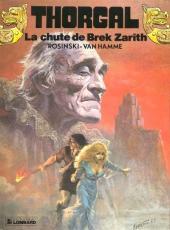 Thorgal -6a1986- La chute de Brek Zarith