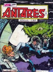 Antarès (Mon Journal) -20- Les pirates des profondeurs