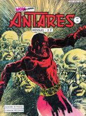 Antarès (Mon Journal) -14- Les pièges de Kondor