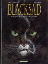 Blacksad -1Pub- Quelque part entre les ombres