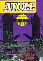Atoll -55- Archie et les extra-terrestres
