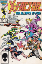 X-Factor (Marvel comics - 1986) -5- Tapped Out