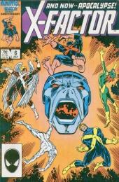 X-Factor (Marvel comics - 1986) -6- Apocalypse now !